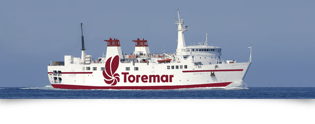 About us - Toremar